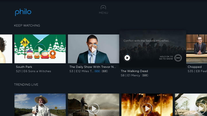 Philo TV, best live TV streaming services