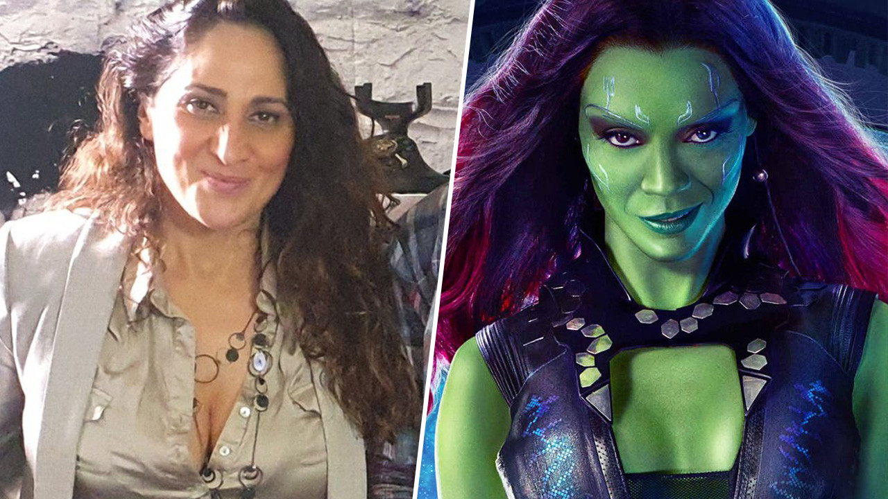 Guardians of the Galaxy: our Voix Ouf podcast with Nathalie Karsenti, French voice of Gamora - Actus Ciné