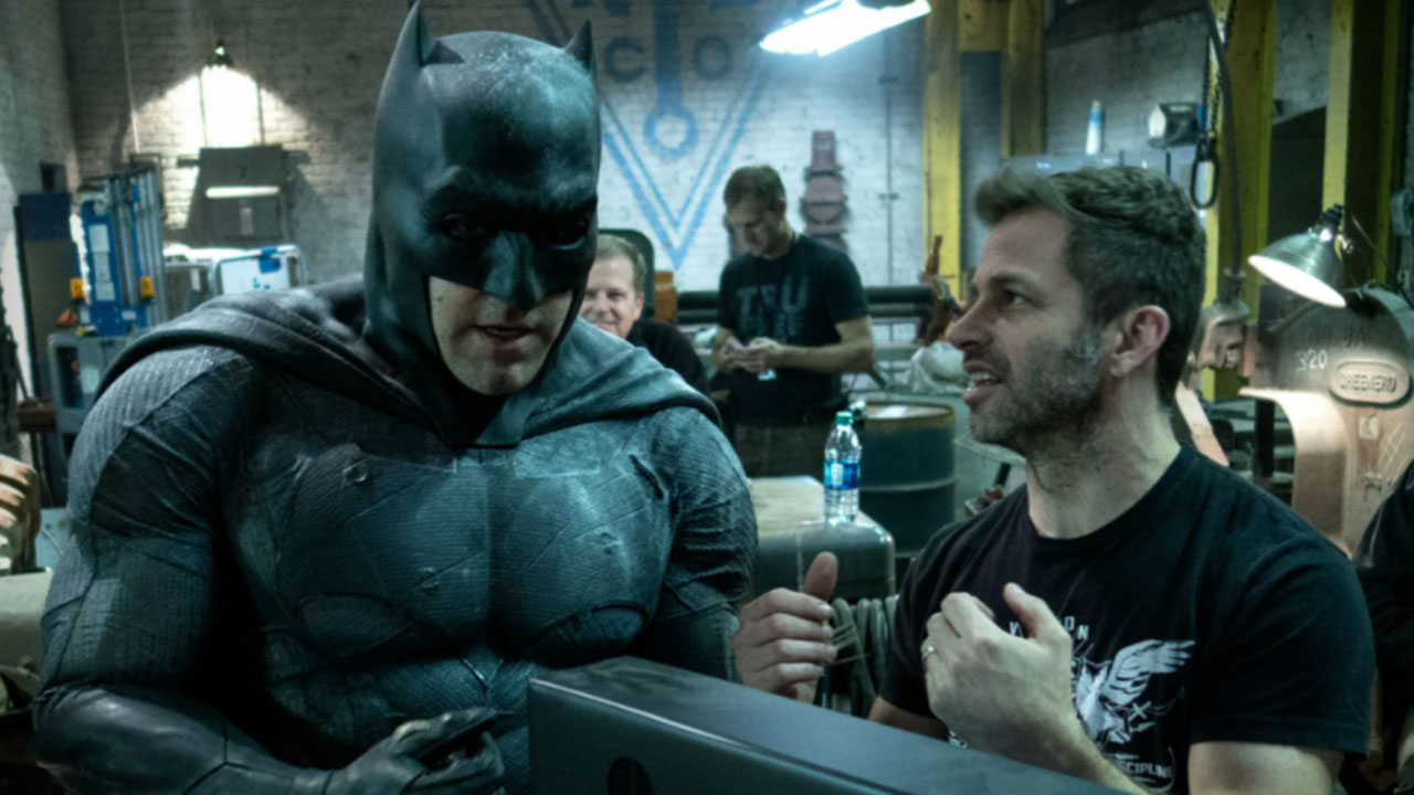 After Justice League, Zack Snyder wants to adapt the Dark Knight Returns