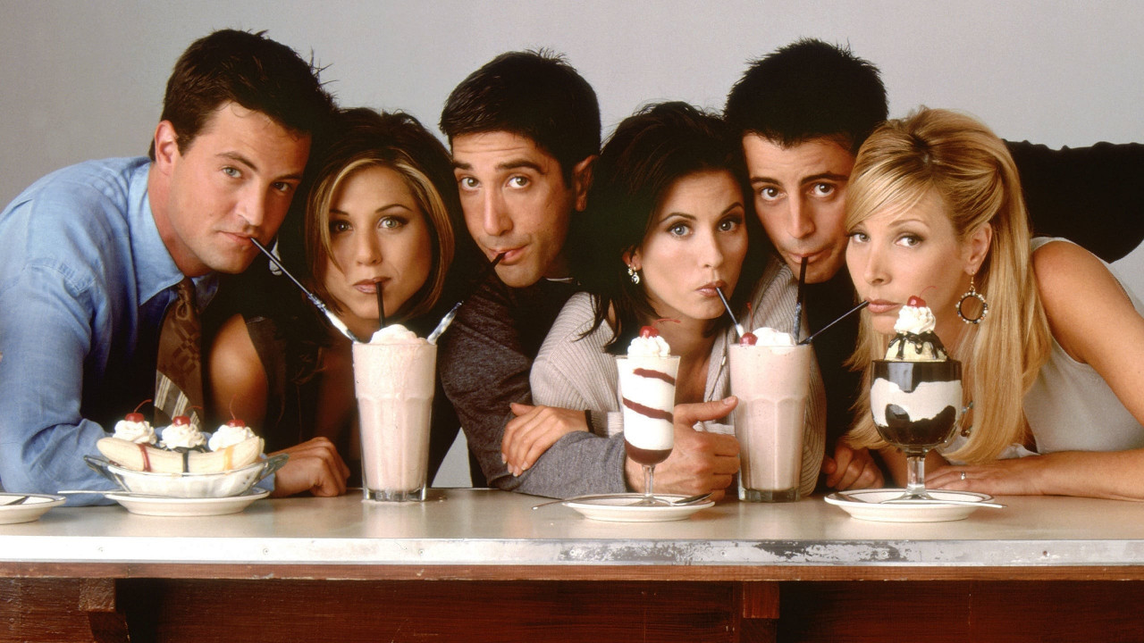 Friends the Reunion: 14 things we learn in the special episode - news series on tv