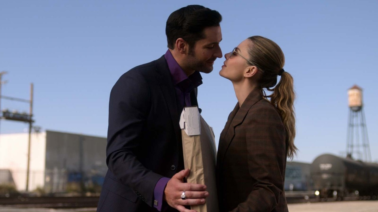 Lucifer on Netflix: arrival of God, musical episode ... what is part 2 of season 5 worth?  - News Series on TV