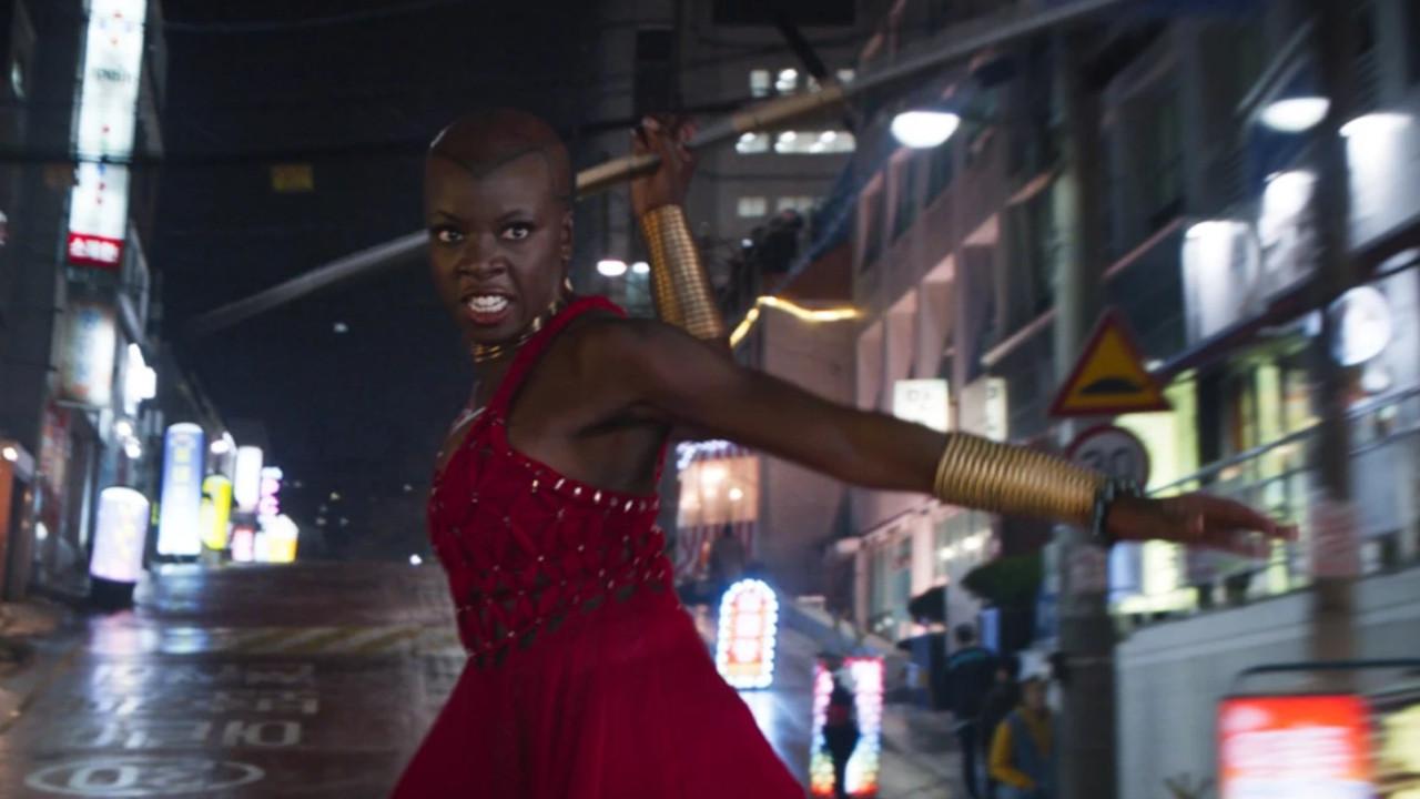 Black Panther: Danai Gurira will reprise his role as Okoye in the Disney + spin-off series