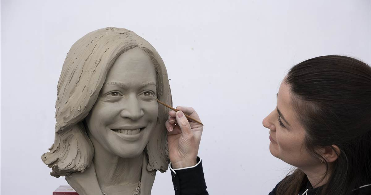 Kamala Harris to be first vice president immortalized in Madame Tussauds Wax Museum