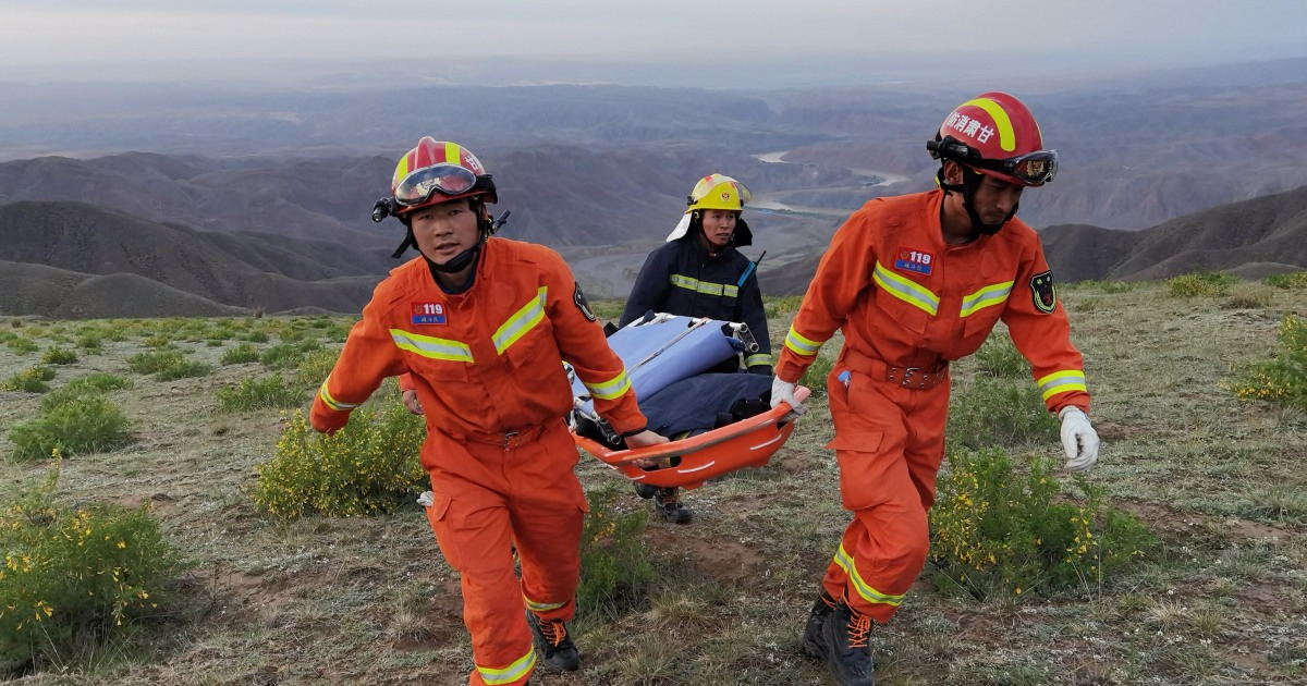 Cold weather in China kills 21 in ultramarathon sparking outrage