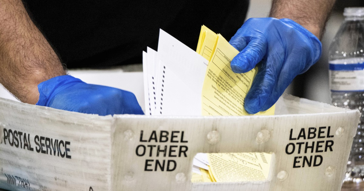 Judge rules Fulton County absentee ballots to be unsealed, reviewed after fraud claims