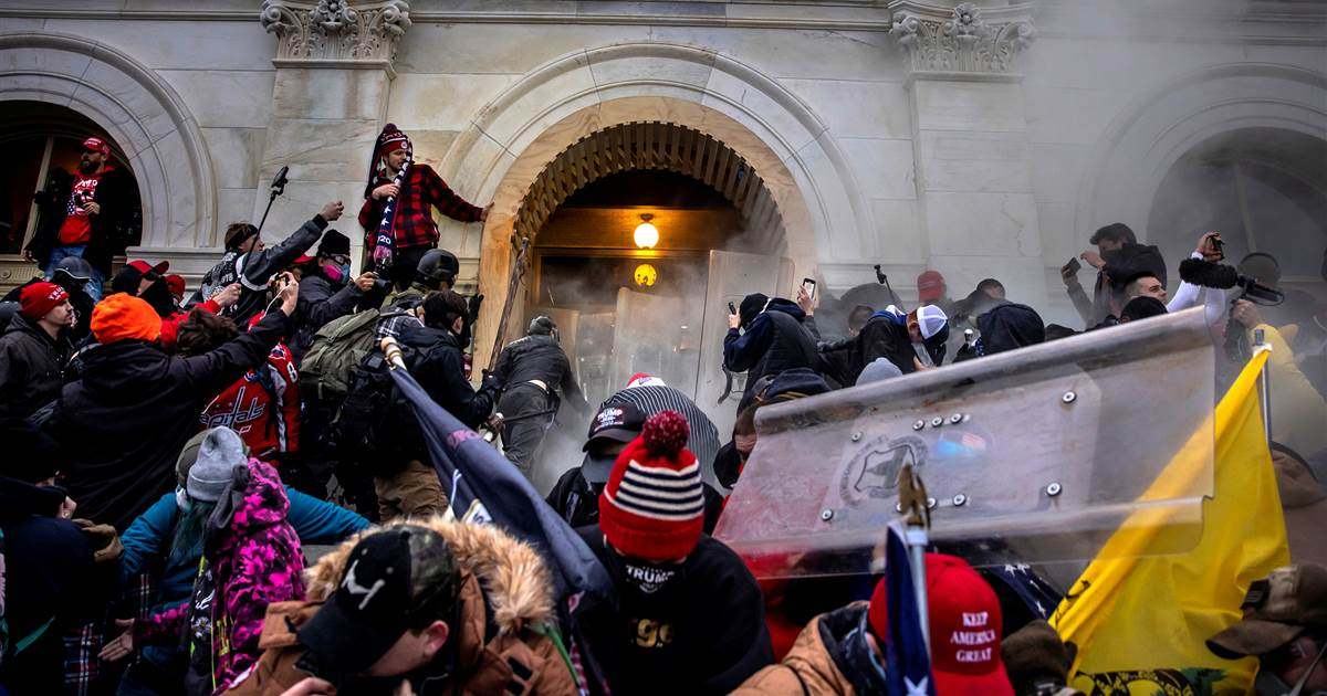 FBI still after 'worst of the worst' in Capitol riot as new arrests come at steady pace