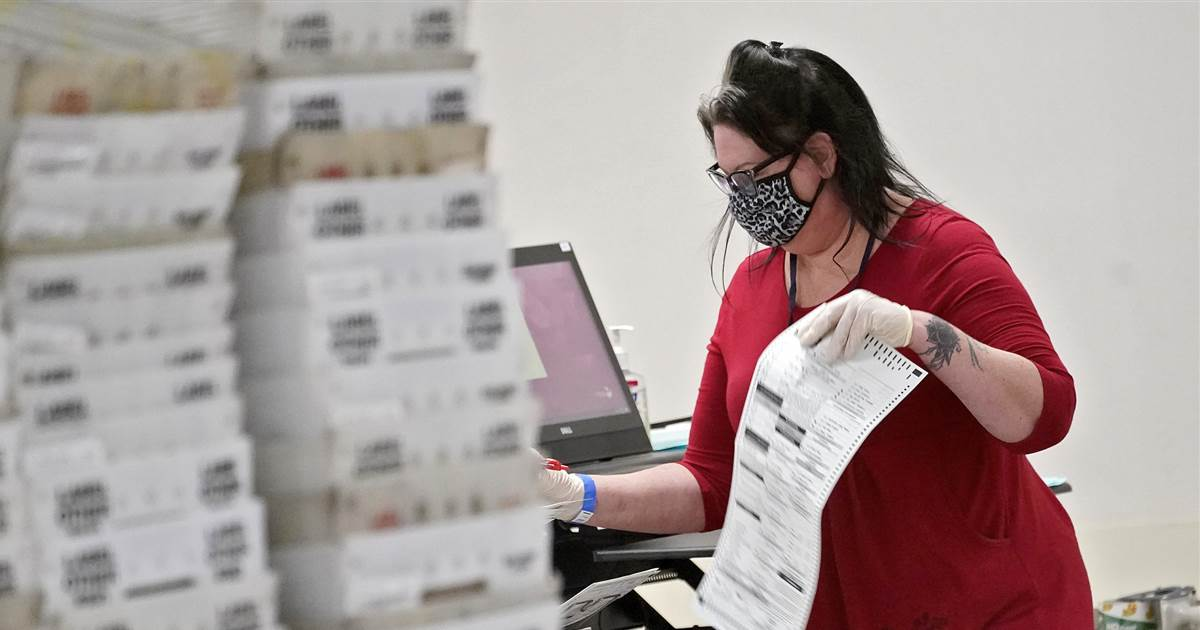 Arizona Democrats, GOP settle over 2020 ballot review, but audit will continue