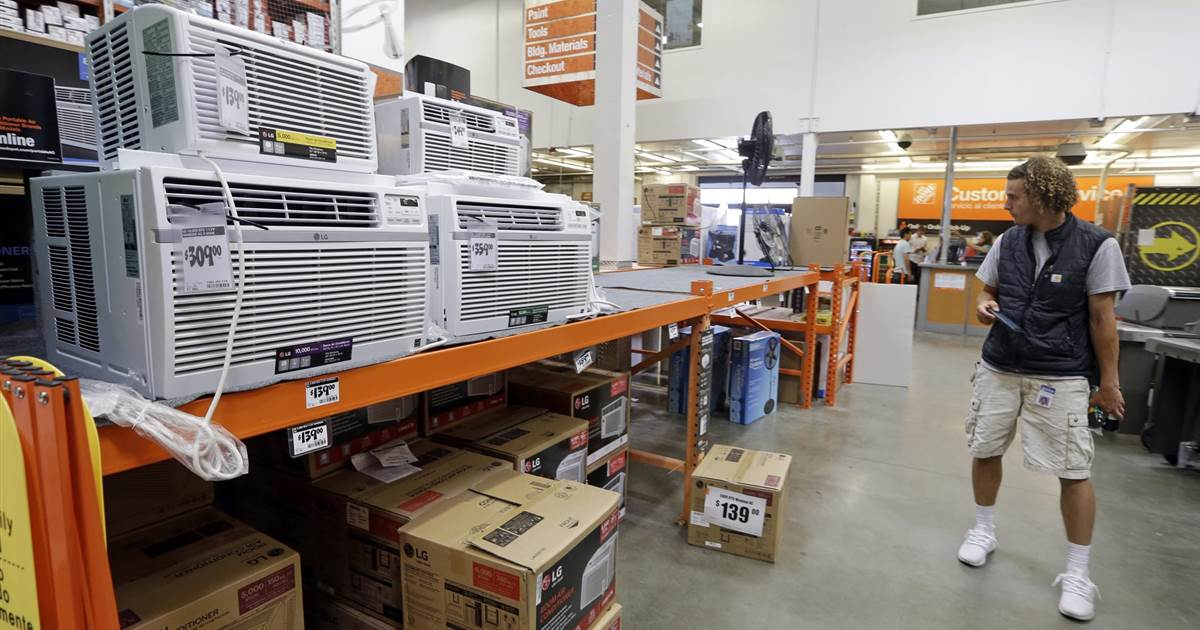 Biden admin's first climate pollution rule takes aim at refrigerants