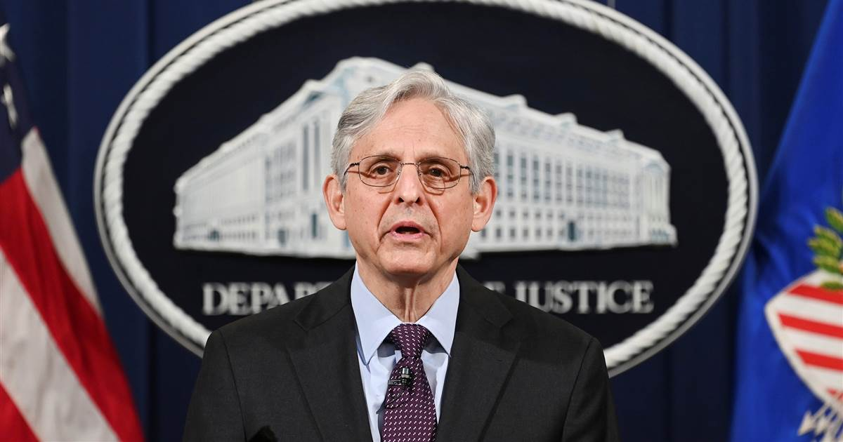Attorney general calls for increased funding to combat domestic terrorism