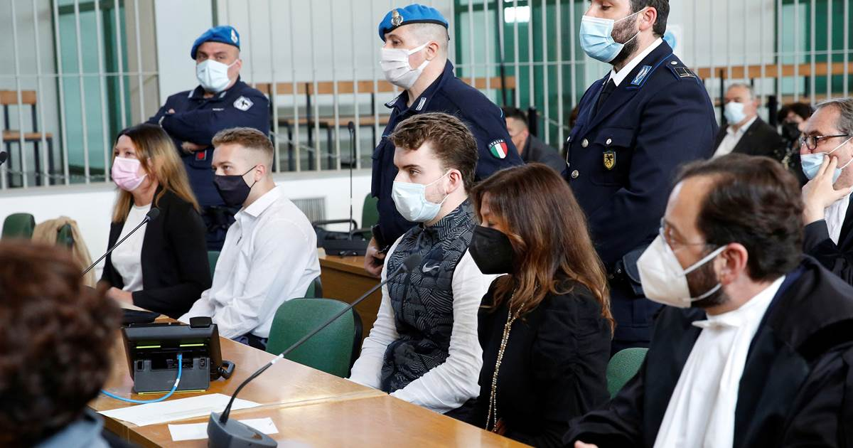 American students found guilty in Italian policeman's death