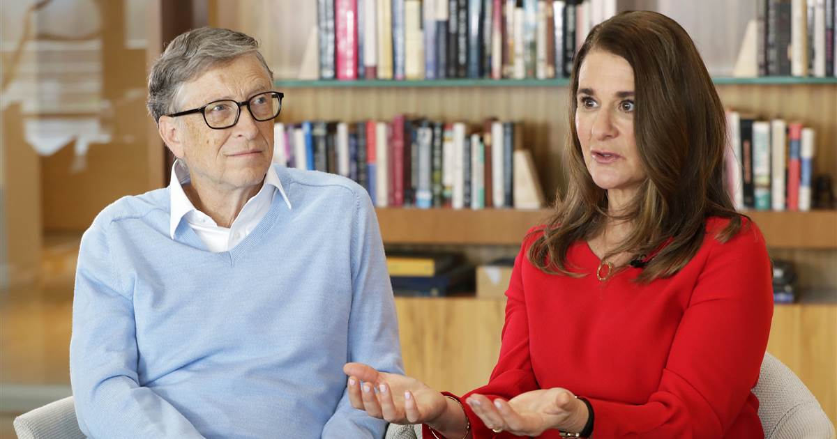 Bill and Melinda Gates are getting divorced. So are increasing numbers of older Americans.