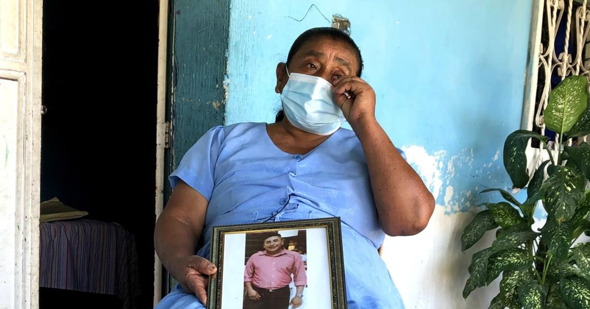 9 Guatemalans disappeared in Mexico on the way to the U.S. Their families didn't give up searching for them.