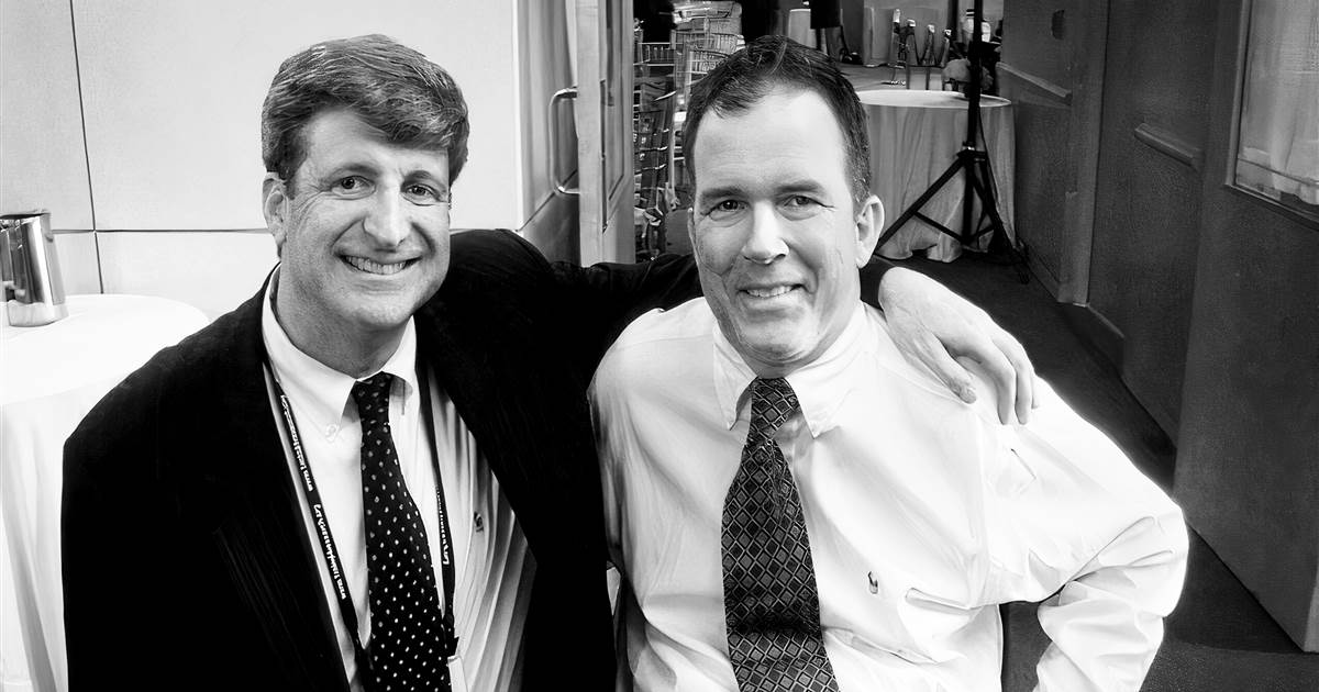 Mental health care must be treated like health care. My friend Steve Winter showed us why.