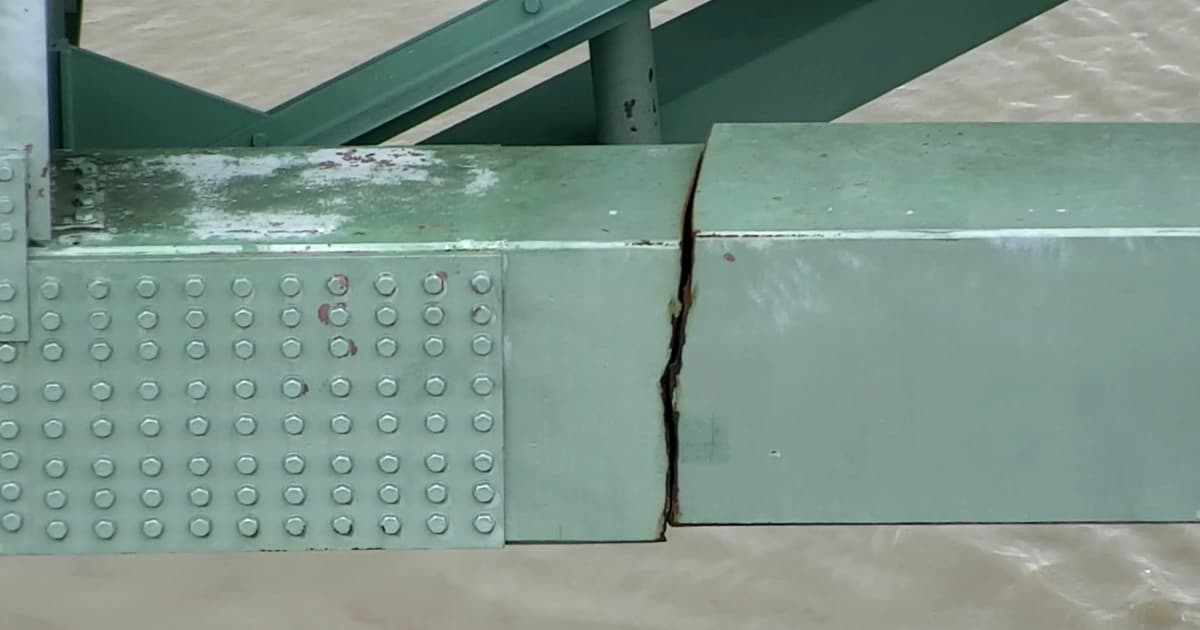 Cracked Memphis bridge may reopen soon but highlights supply chain vulnerabilities