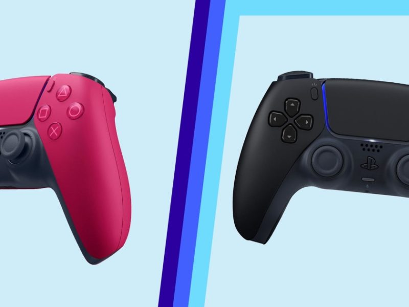 Sony launches two new colors for PS5 DualSense controllers
