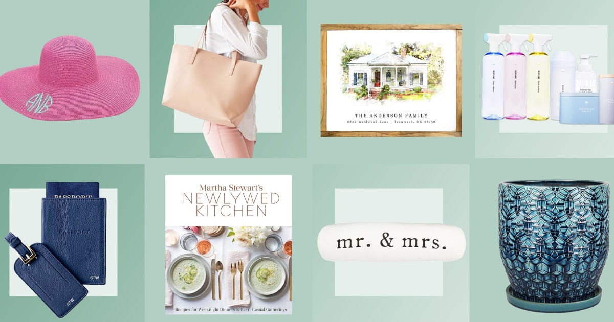 40 best bridal shower gifts and gift ideas for 2021