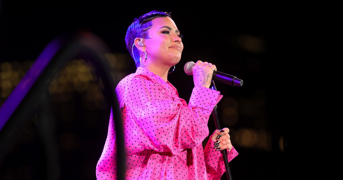 Demi Lovato's nonbinary revelation is important in more ways than one