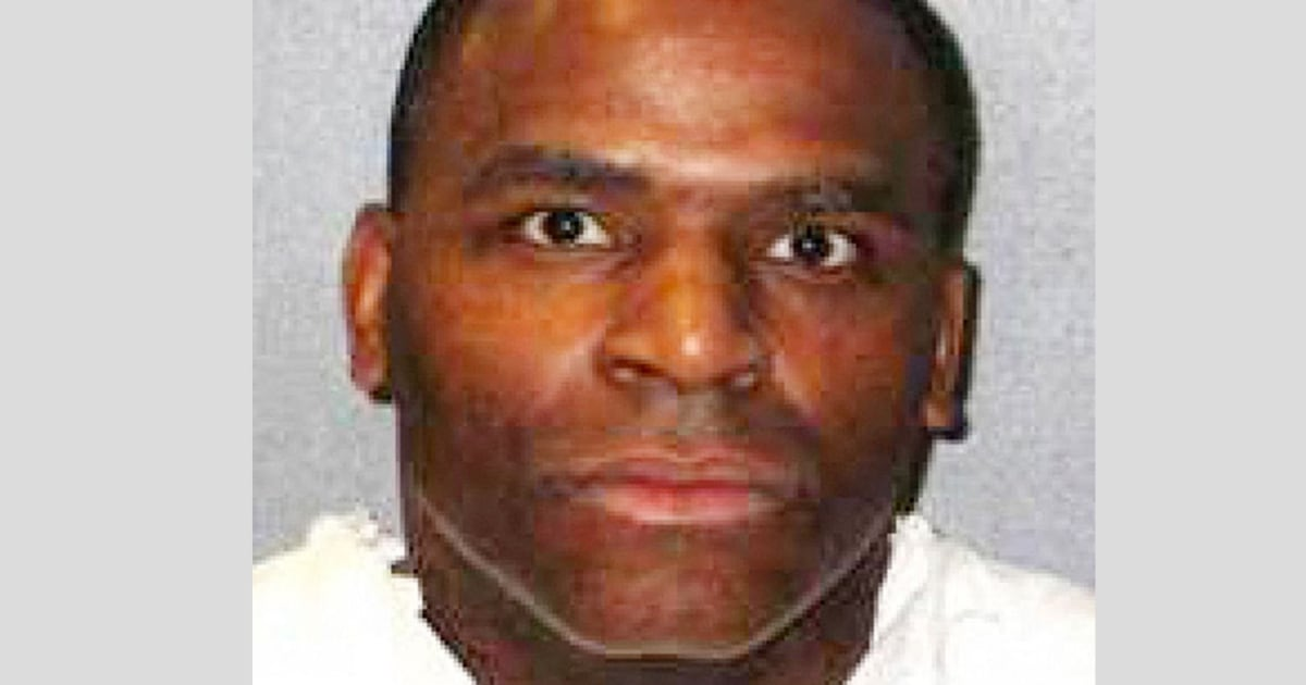 Texas inmate Quintin Jones becomes first state execution in 10 months