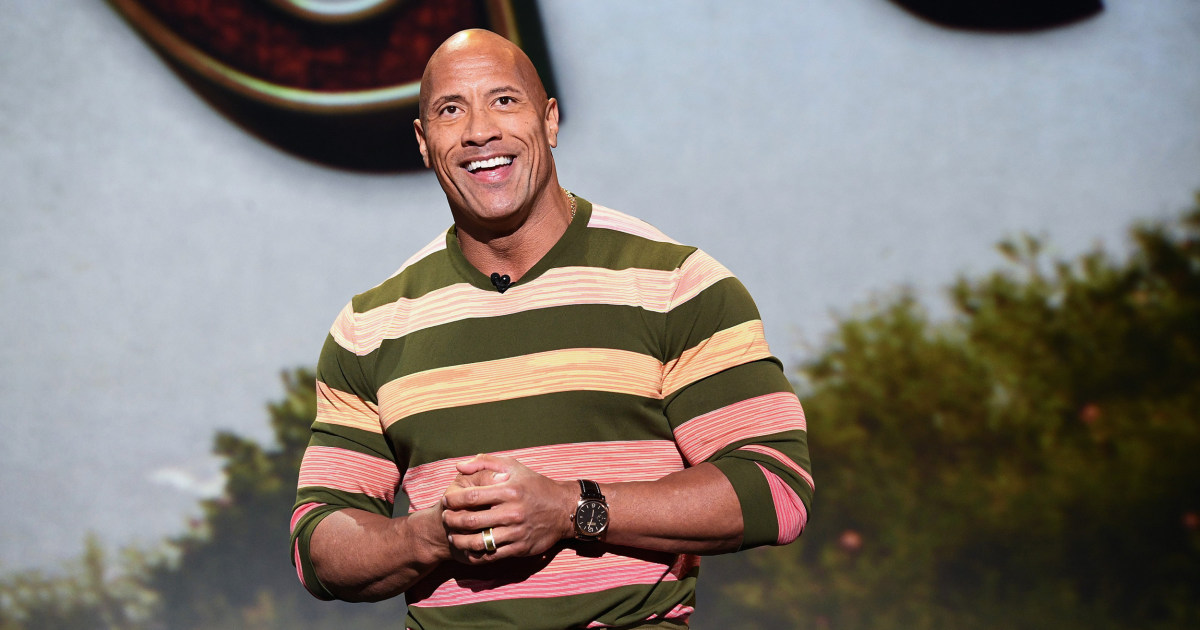 A third of lead Asian American, Pacific Islander roles in top films played by 'The Rock,' study shows