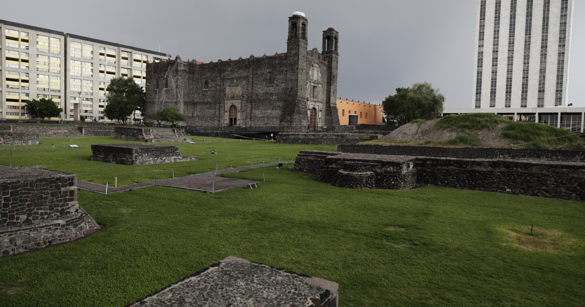 Mexico City marks 500 years since conquest battle began