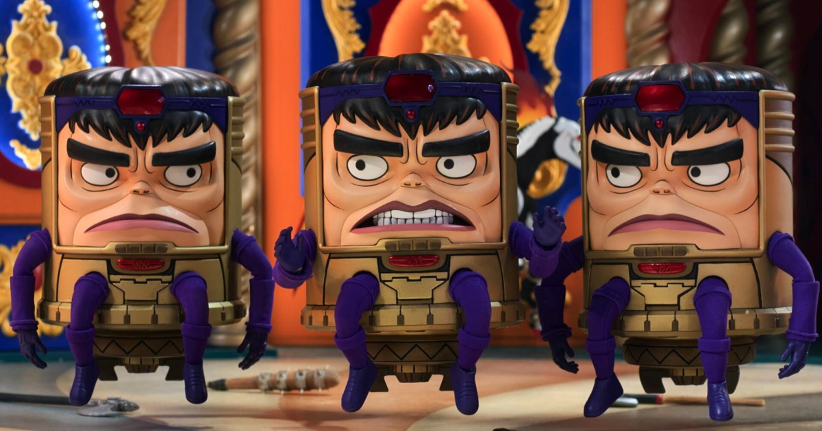 Hulu's 'Marvel's M.O.D.O.K.' gives one of the company's weird offshoots its time to shine