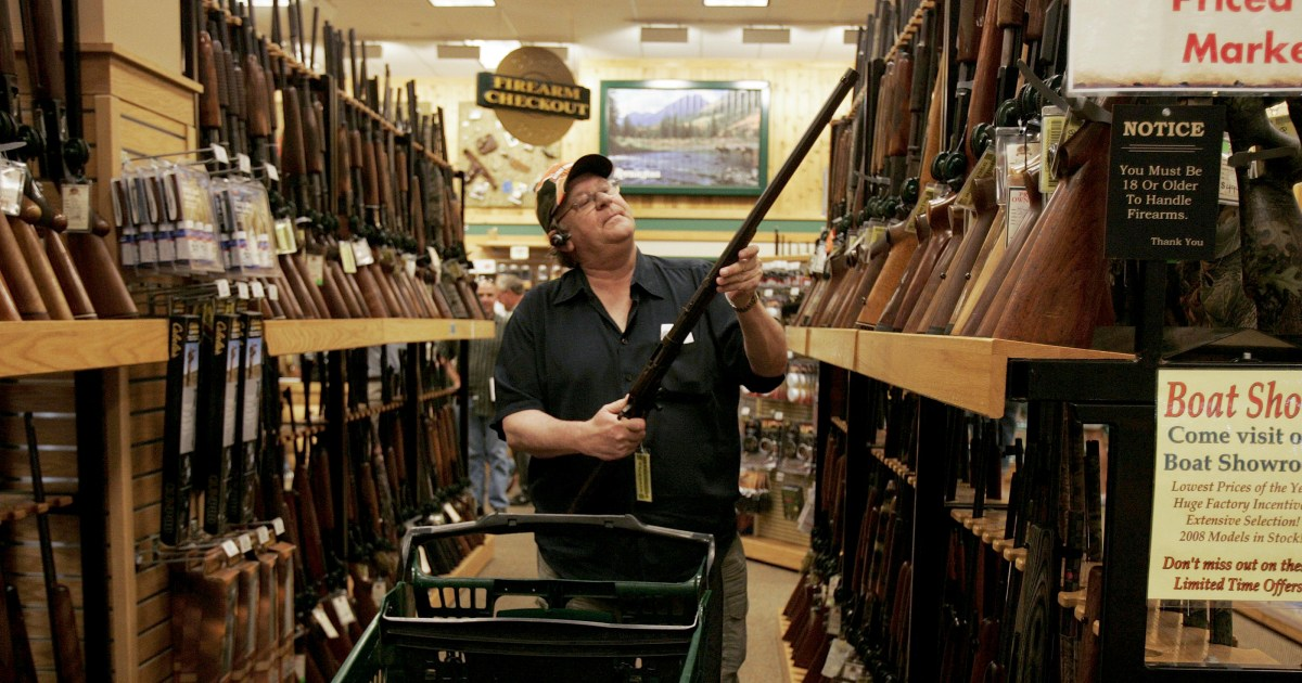 A major retailer used to sell muskets online. It stopped after a shooting death in Ohio.