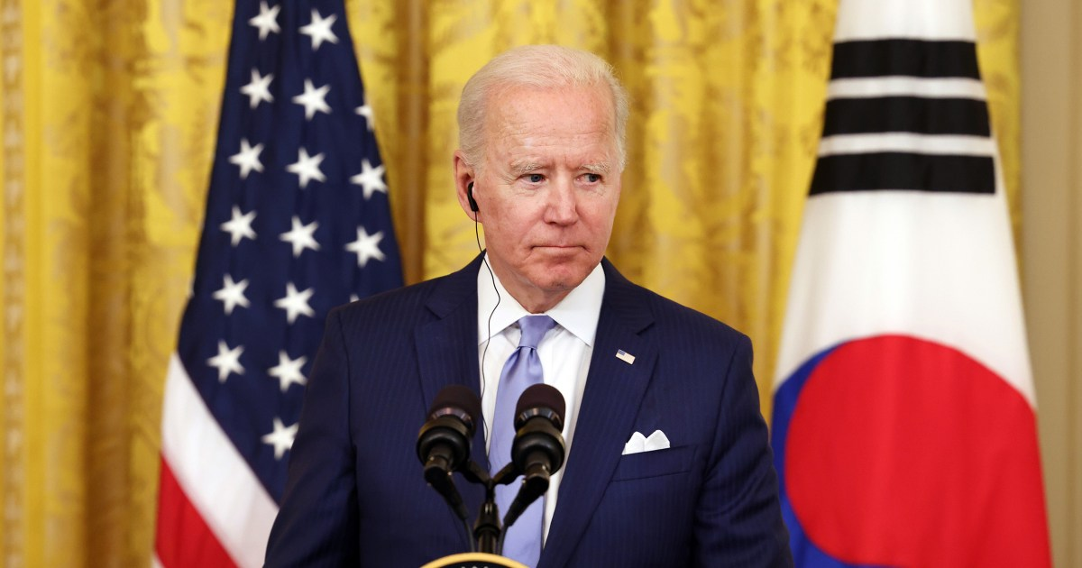UFOs? Ask Obama, Biden quips when questioned about unidentified aerial phenomenon