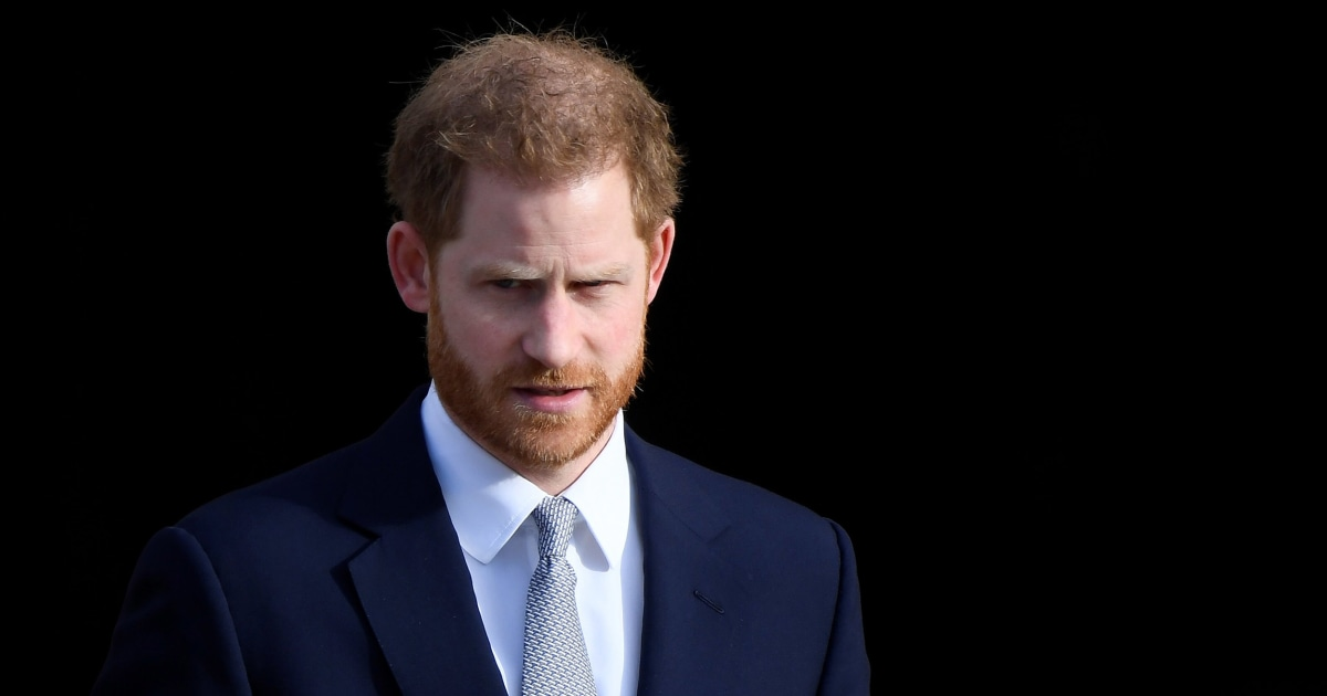 Prince Harry tells Oprah that Diana's death led him to drink and drugs, accuses royals of 'total neglect'
