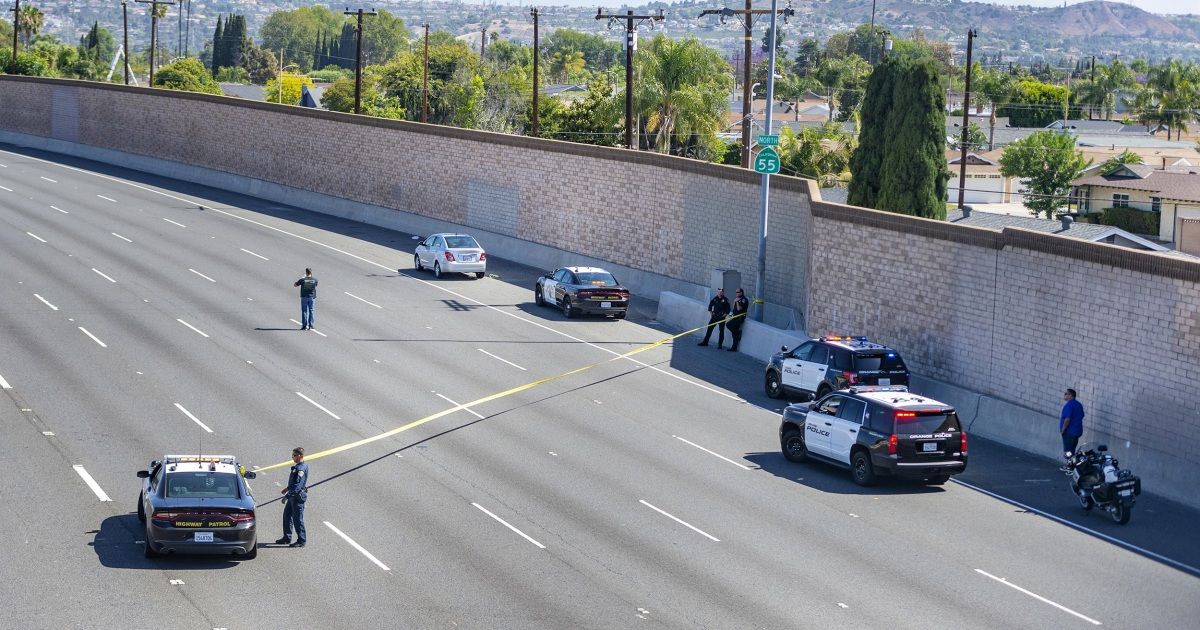 Reward increased to $100,000 in search for person who shot 6-year-old in California road-rage incident