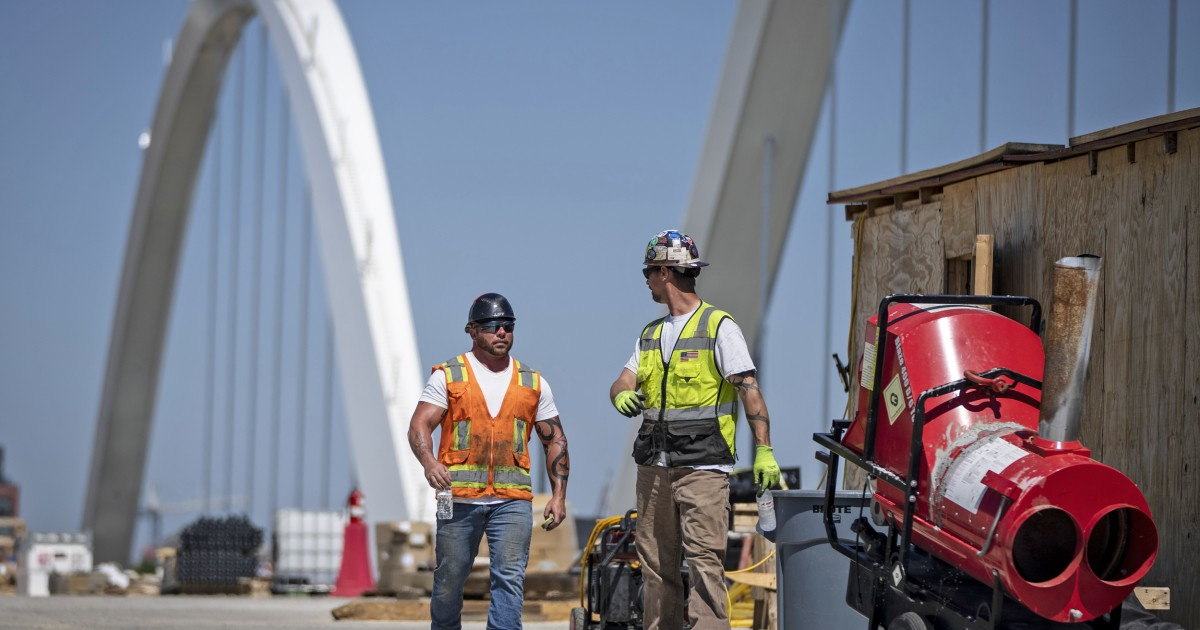 White House offers infrastructure counterproposal to GOP, lowering price tag to $1.7T