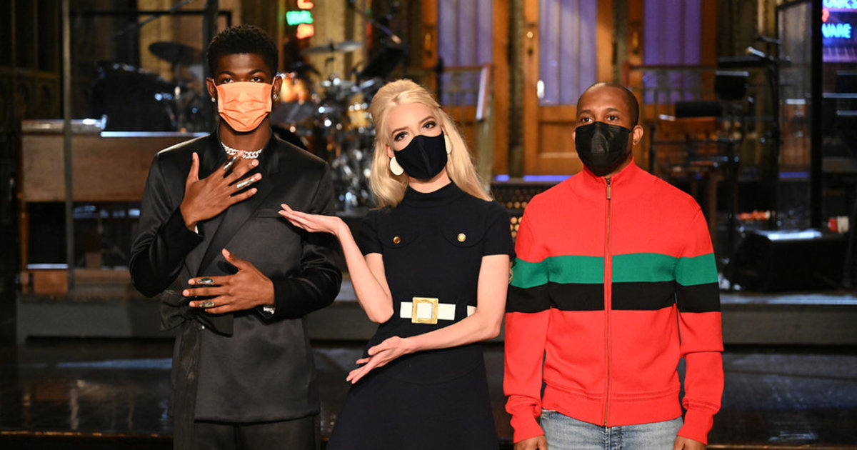 'Saturday Night Live' reflects on a 'wild ride' of a season