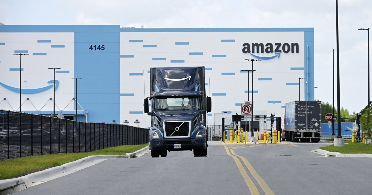 Amazon shareholders demand end to pollution hitting people of color hardest