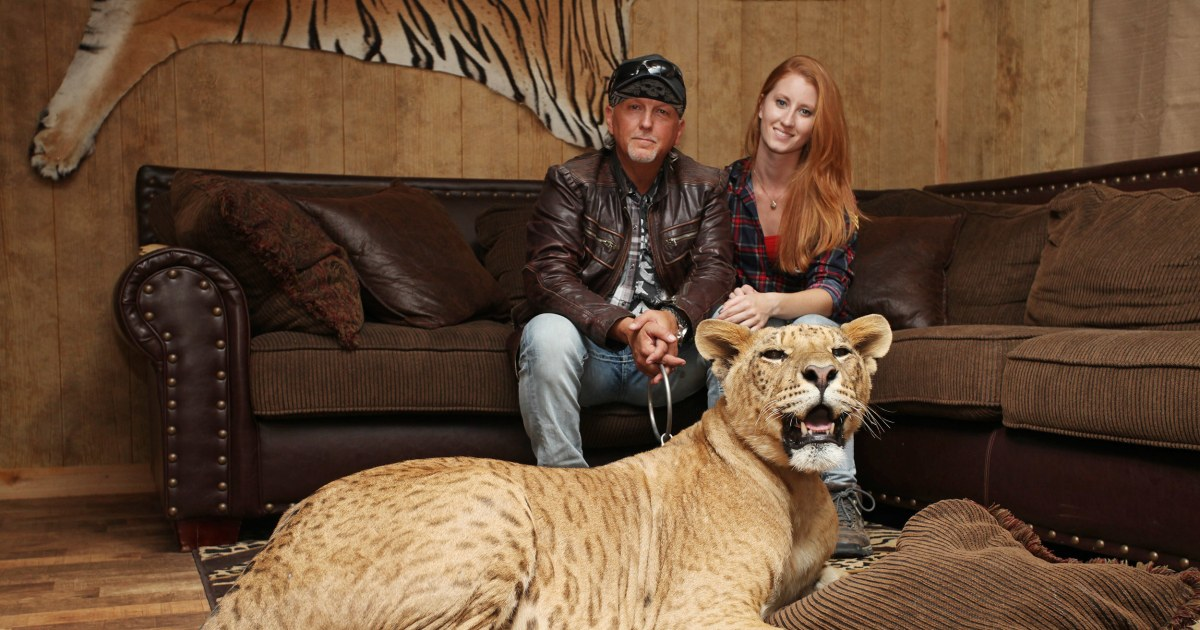 'Tiger King' pushed authorities to take action against animal abuse. Now it's Congress' turn.