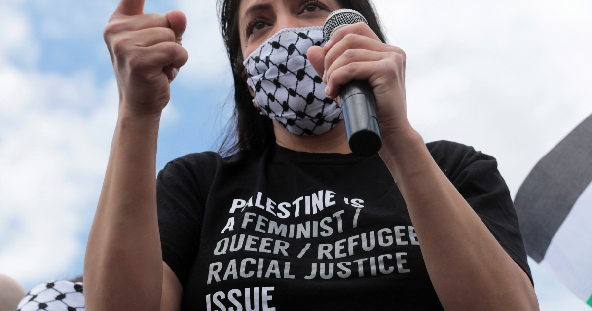 Rep. Tlaib says social media has censored Palestinians, calls for change