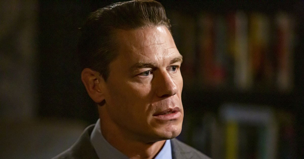 Actor John Cena apologizes after Taiwan comment