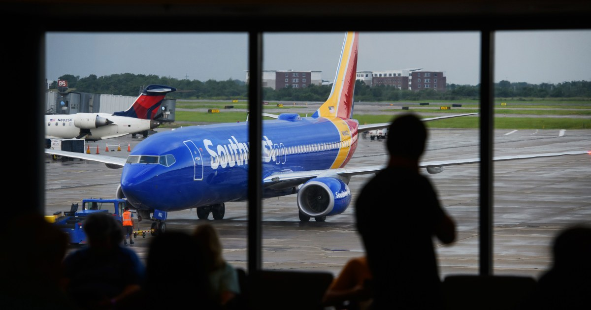 Southwest Airlines flight attendant loses two teeth after passenger assault