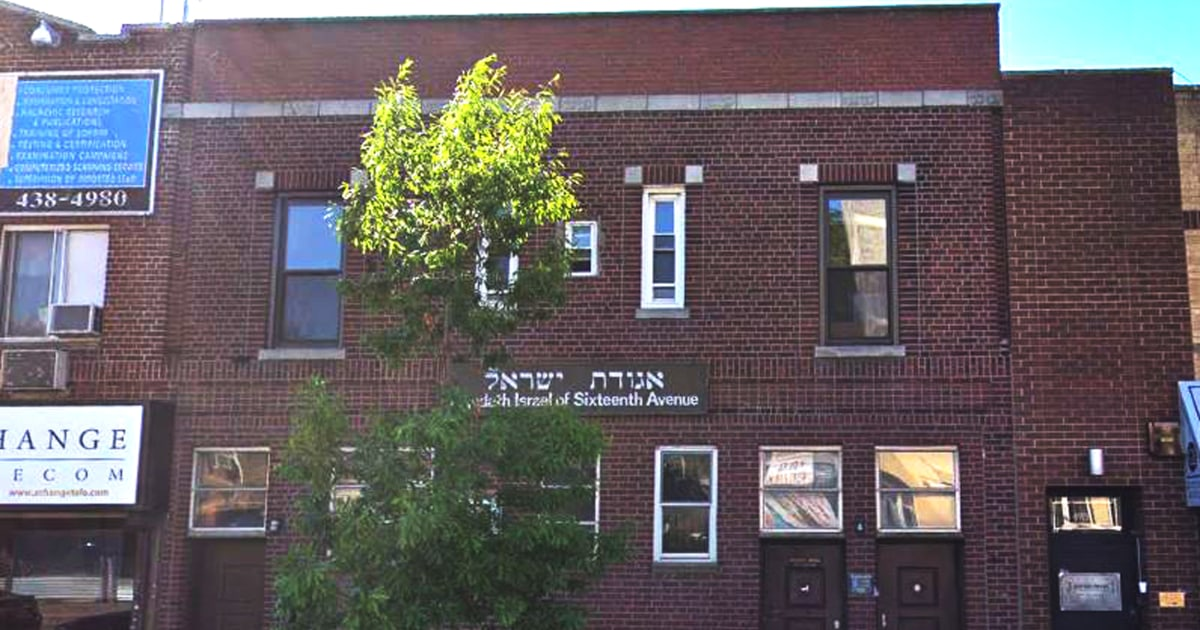 Three men charged with hate crimes after antisemitic incidents in Brooklyn
