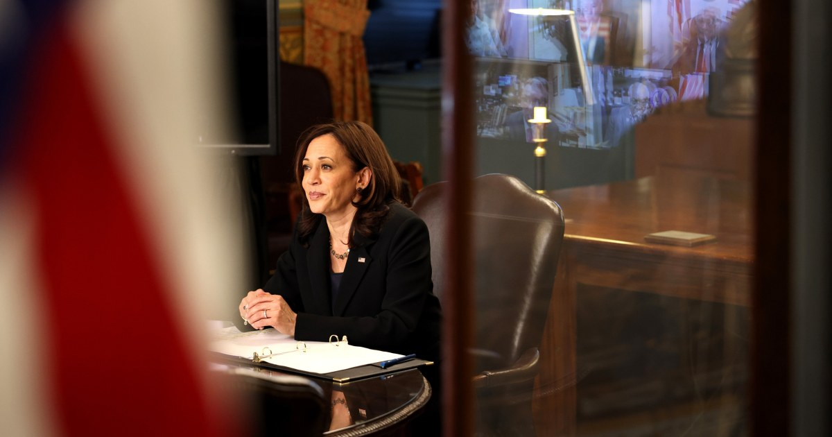 Harris to announce business investments in Central America
