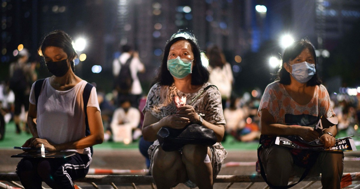 Organizers lose appeal to hold Tiananmen vigil in Hong Kong