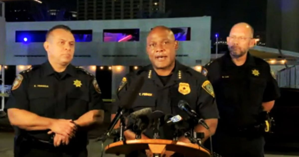 Gunman and one other person dead in shooting at Clé nightclub in Houston