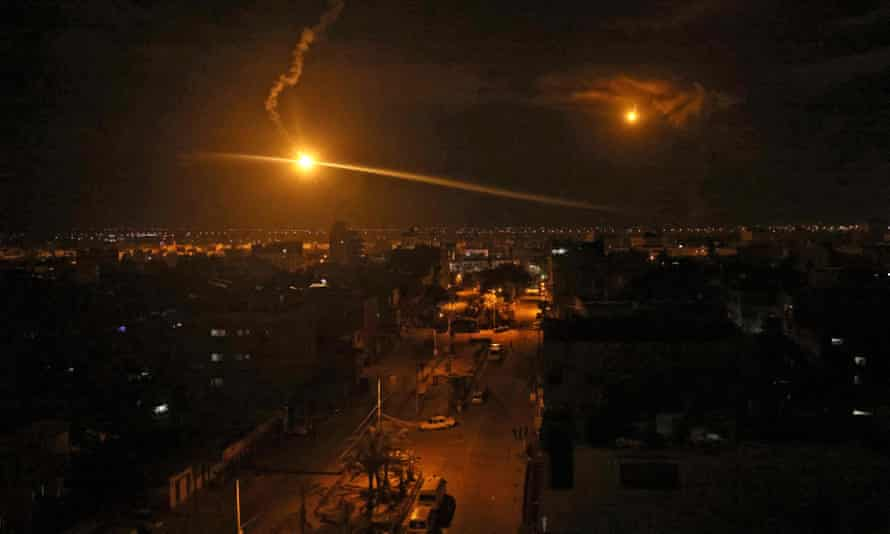 The hostilities, the worst in years, have so far killed 188 Palestinians and 10 people in Israel. Since the violence began on Monday, at least 55 children have been killed in Gaza, according to officials.