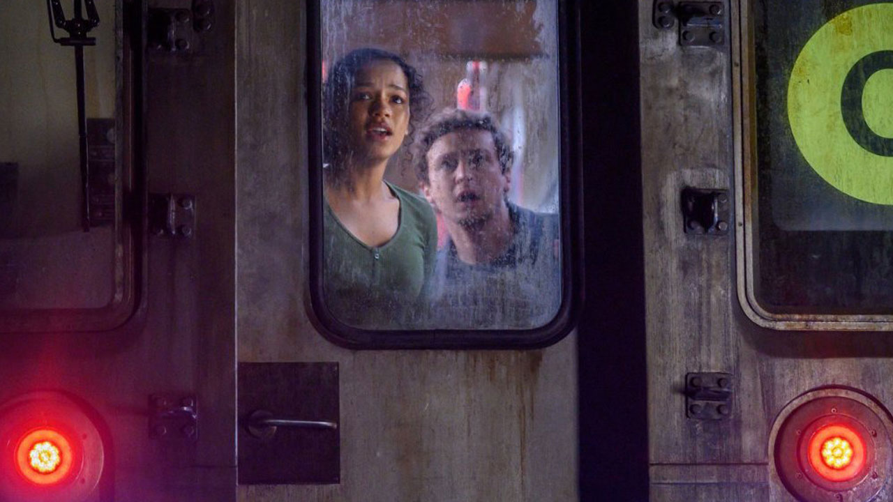 Escape Game 2 trailer: the deadly game resumes for Taylor Russell McKenzie and Logan Miller