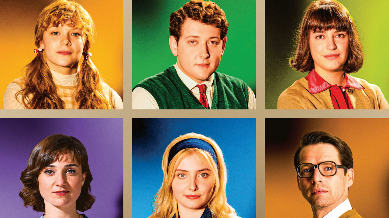 Mixed trailer: the great school revolution in the new French original creation from Amazon Prime - News Séries