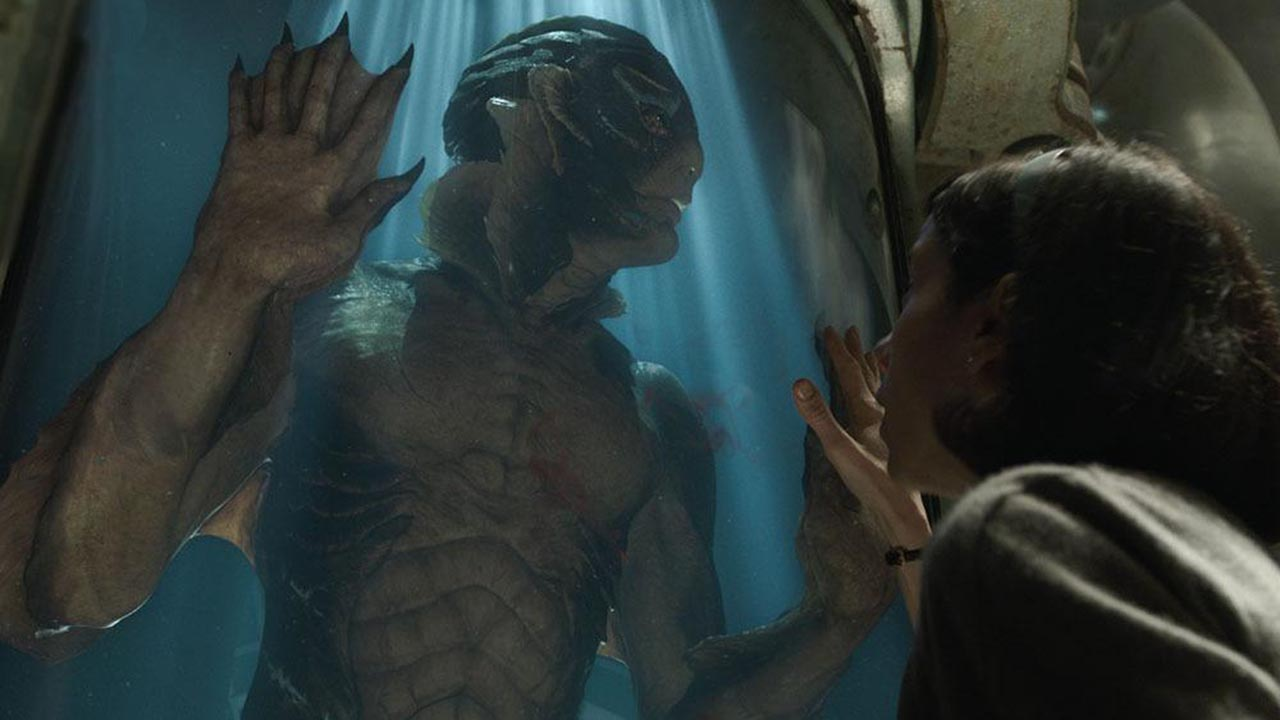 The Shape of Water: which actor is behind the creature?  - Cinema News