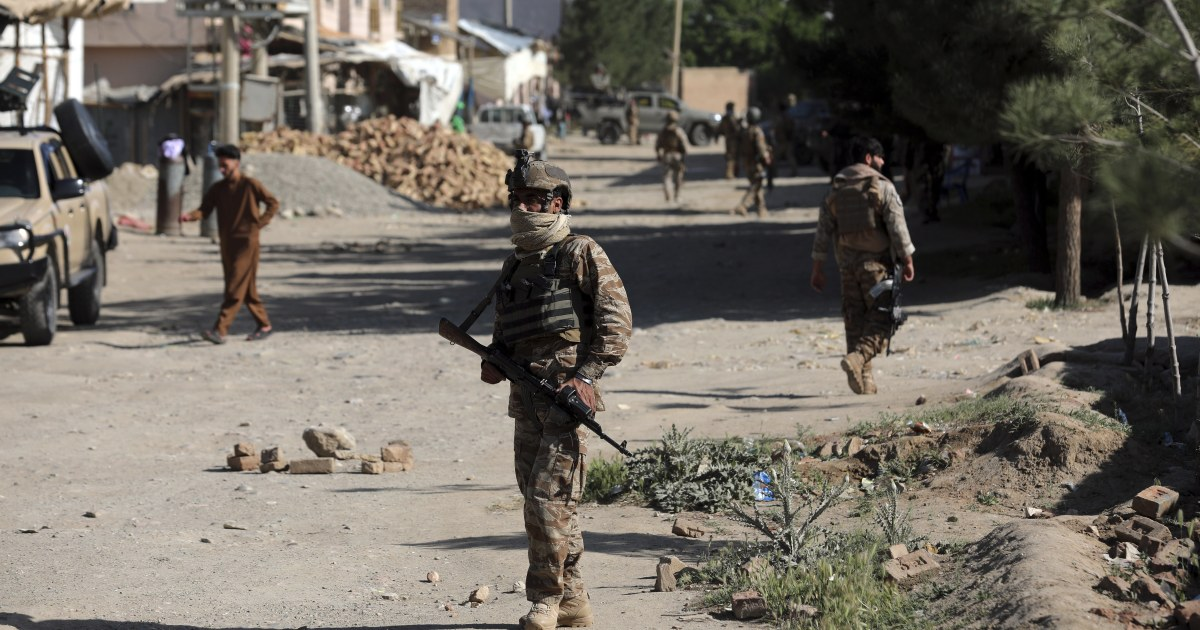 Afghan cease-fire ends after wave of violence amid calls for fresh peace talks
