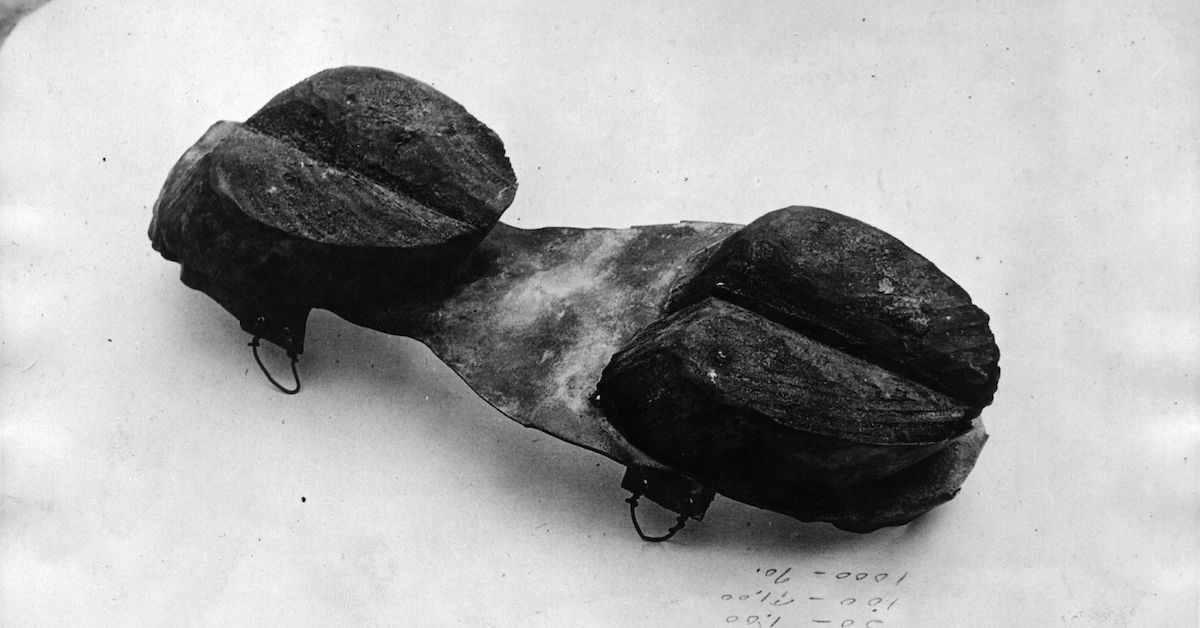 Cow Shoes Were Used In The Moo-vement Of Liquor During Prohibition