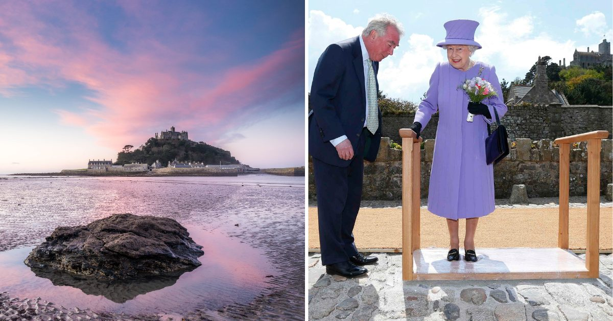 Want To Live In A Castle? Try St Michael's Mount