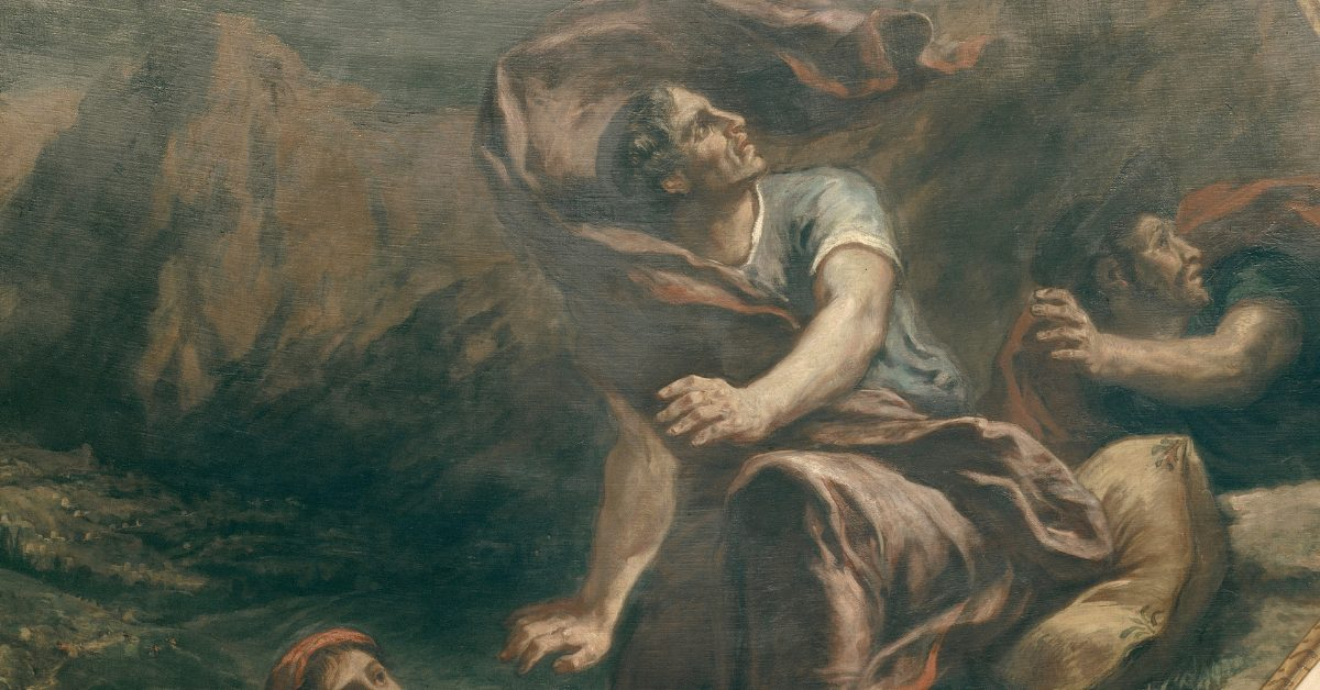 Vesuvius Remains Identified As Heroic Rescue Mission By Pliny The Elder