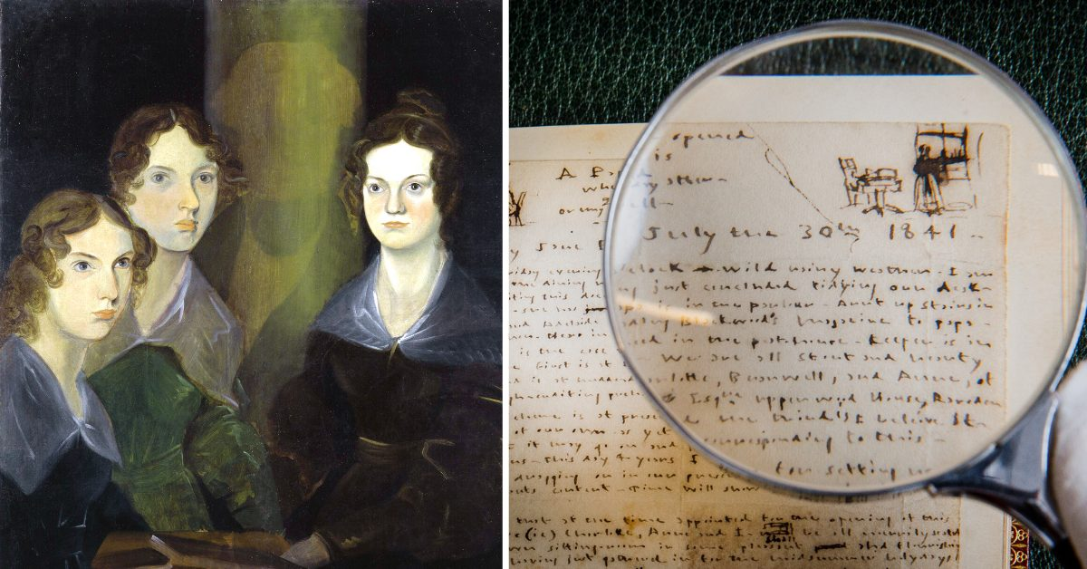 Sotheby's To Auction Lost Library Including Brontë Handwritten Poems Worth £1 Million