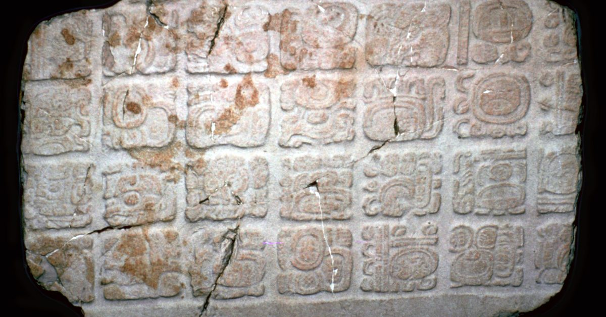 The Project That Could Turn Ancient Mayan Hieroglyphs into Emojis